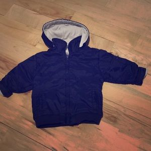 3T winter jacket by Gymboree!
